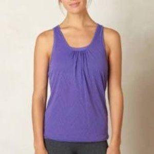 Prana Mika Top- Purple- Size L